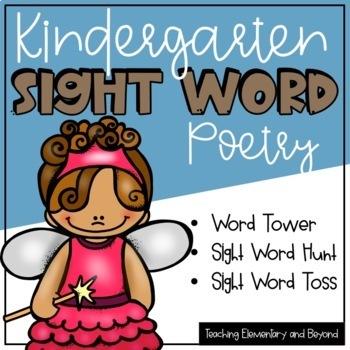 Poem of the Week & Activities {Original Poetry: Month 4}