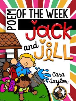 Poem of the Week Jack and Jill Nursery Rhyme