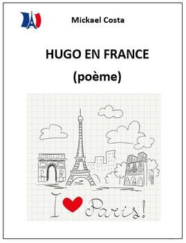 Poème français: Hugo en France