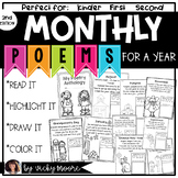 Poems for a year { SECOND EDITION }