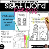 Poems for a year { Third Edition }