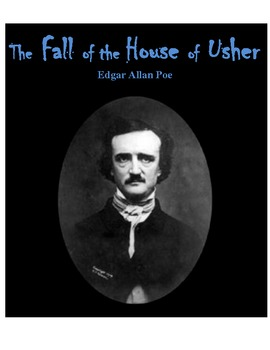 """Poe's """"Fall of the House of Usher"""" {Imagery,Symbolism, Sus"""