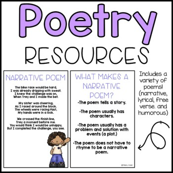 Poetry (2nd-4th Grades)