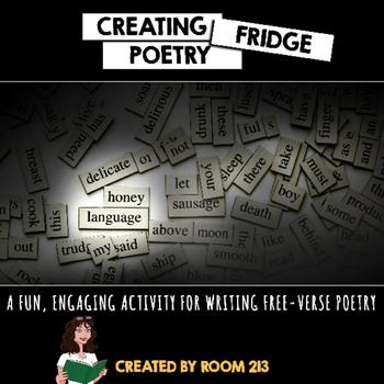 Poetry Activities: Creating Fridge Poems