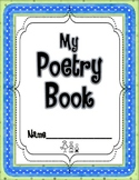 Poetry Book (Core Knowledge 3rd Grade)