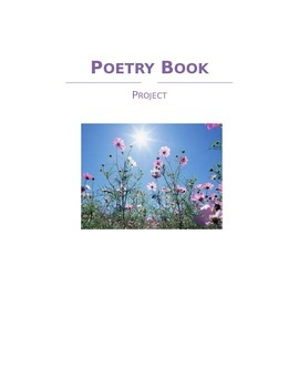Poetry Book -Project