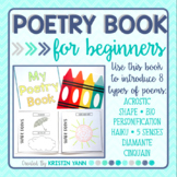 Poetry Book: Introduction to Writing Poems #tptmarchmadness