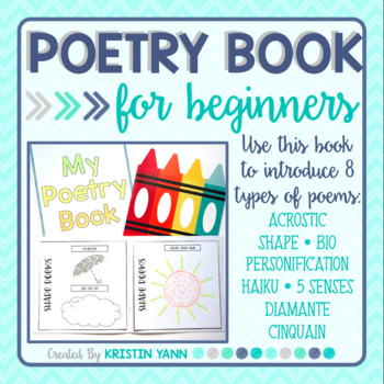 Poetry Book: Introduction to Writing Poems