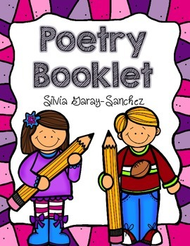 Poetry Booklet for Student Publishing