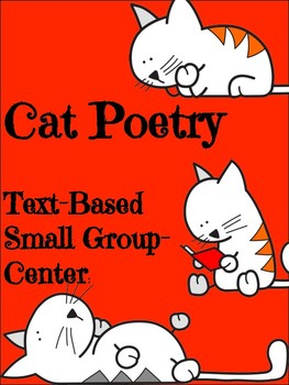 Poetry Center: Cat Poetry CCSS