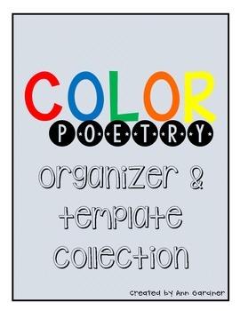 Poetry - Color Poem