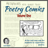 Poetry Comics Vol.1: Metaphor, Tone, and Personification: