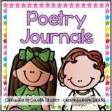 Poetry Journals