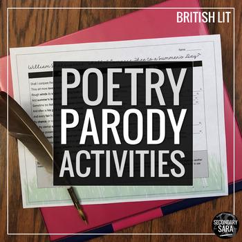 Poetry Mad Libs: Read & Imitate Classic Poems! (British Li