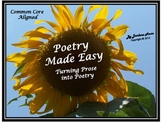 Poetry Writing Made Easy