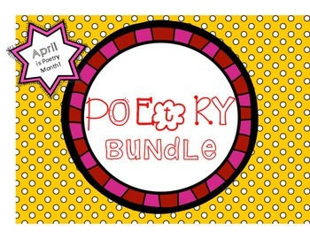 Poetry Month Bundle