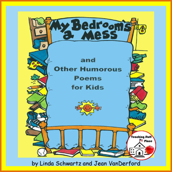 Poetry   Original Humorous Poems   Colored Illustrations  