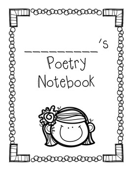 Poetry Notebook Covers