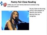 """Poetry Pair:  Alicia Keys """"Superwoman"""" and Maya Angelou """"P"""
