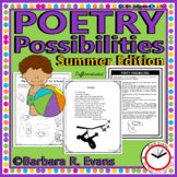 Poetry Possibilities -- Summer Edition