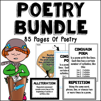 Poetry Resource Bundle