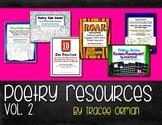 Poetry Resources Bundle Volume 2