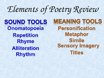 Poetry Review