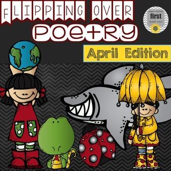 Poetry Flip Books: April