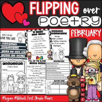 Poetry Flip Books: February