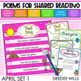 Poetry for April