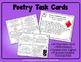 Poetry Writing & Language Skills