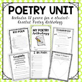 Poetry Unit- Best Selling!