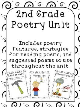 Poetry Unit 2nd Grade