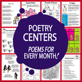Poetry Centers for Primary Grades