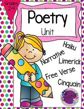 Poetry Unit - Types of Poetry