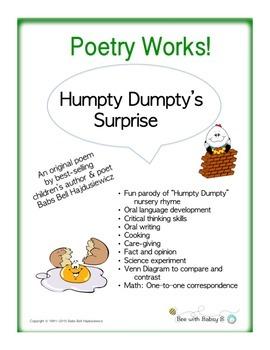 "Poetry Works!–""Humpty Dumpty's Surprise,"" A Parody of Nurs"