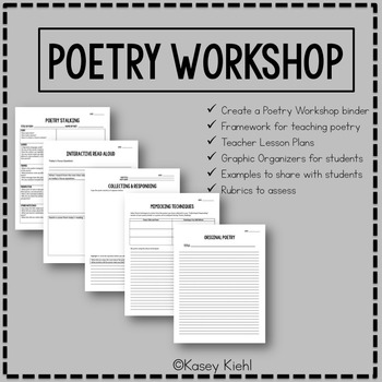 Poetry Workshop: A Framework for Teaching Poetry Year-Round