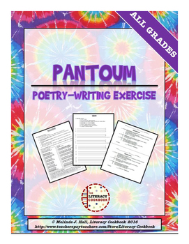 Poetry Writing: The Pantoum