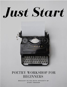 Poetry Writing Workshop for New Poets