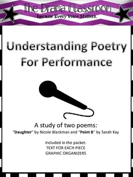Poetry for Performance