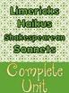 Poetry that Follows Rules - Limericks, Haikus, & Shakespea