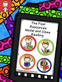"4R Model & close reading - Poetry - ""Snake"" - comprehendin"