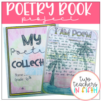 Poetry Unit: Six Types Of Poems Bundle