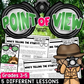 Point of View - 1st & 3rd Person