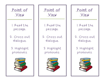 Point of View Bookmark