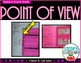 Point of View Foldable- 1st & 3rd person *English & Spanis