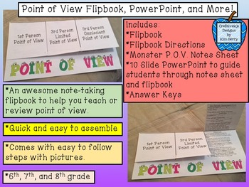 Point of View Flipbook, PowerPoint, and More