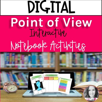 Point of View- Interactive Digital Notebook Activities