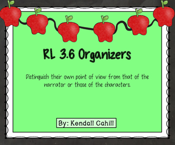 Point of View Organizer RL.3.6