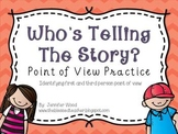 Point of View Pack {Who's Telling the Story?}